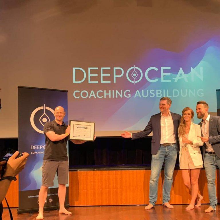 Deep O.C.E.A.N Coach, Andreas Riederer